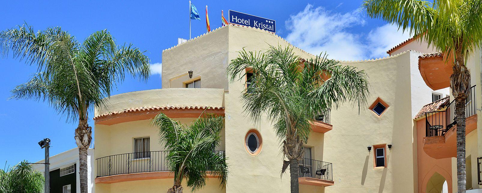 Hôtel Kristal Torremolinos