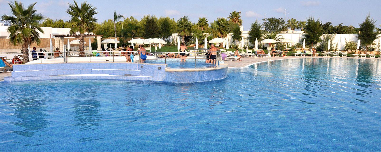 Hotel Riva Marina Resort Carovigno Brindisi
