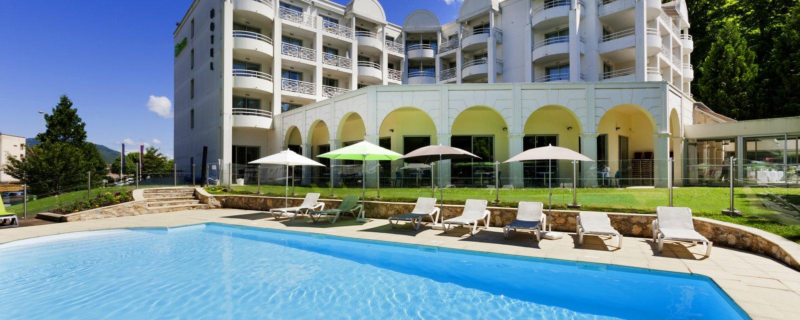 Hôtel Mercure Thalassa Aix-Les-Bains Ariana