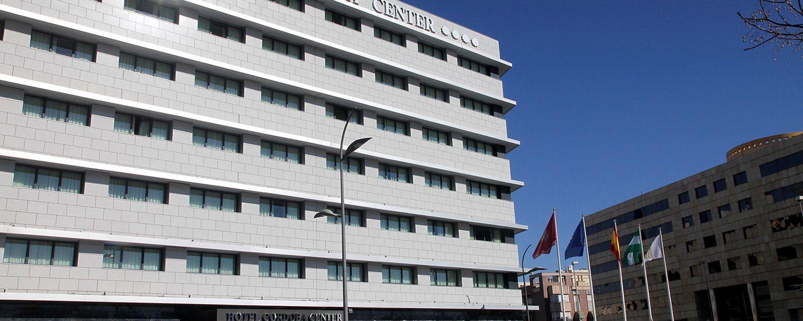 Hôtel Cordoba Center