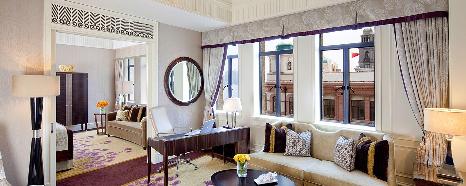 Hôtel Fairmont Peace Hotel
