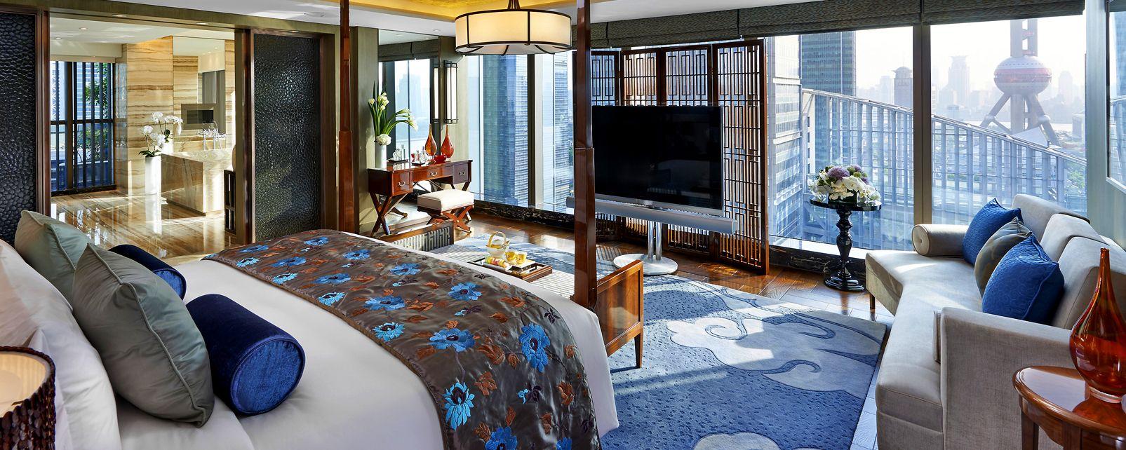 Hôtel Mandarin Oriental Pudong