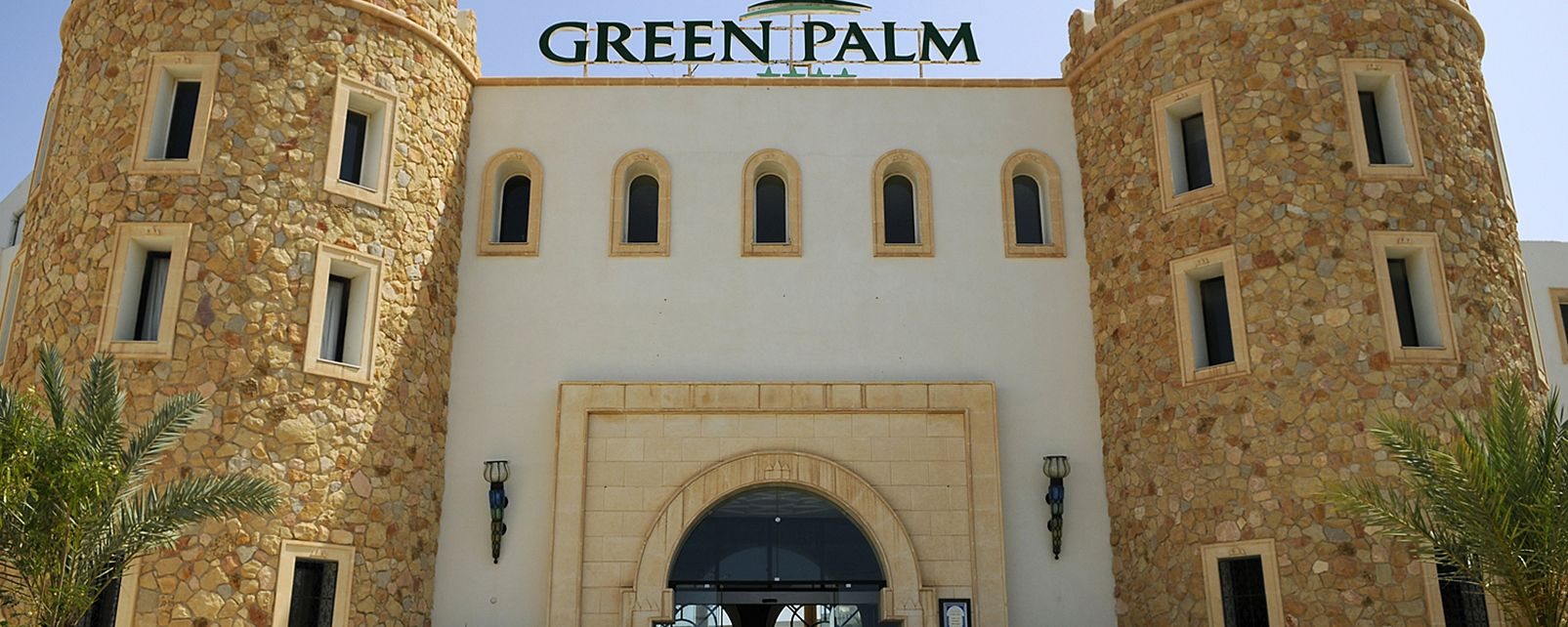 Hôtel Green Palm Golf & Spa