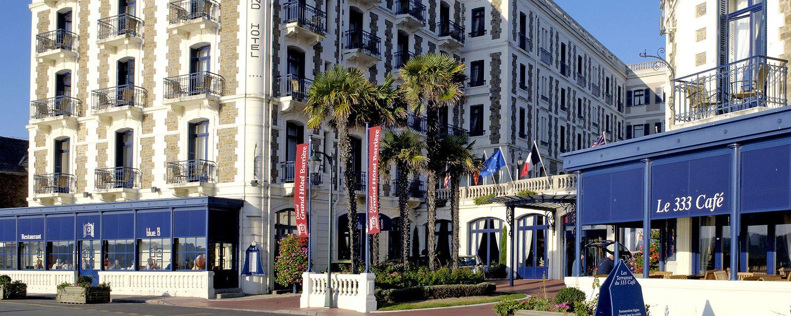 Hôtel Hôtel Barrière, Le Grand Hôtel Dinard