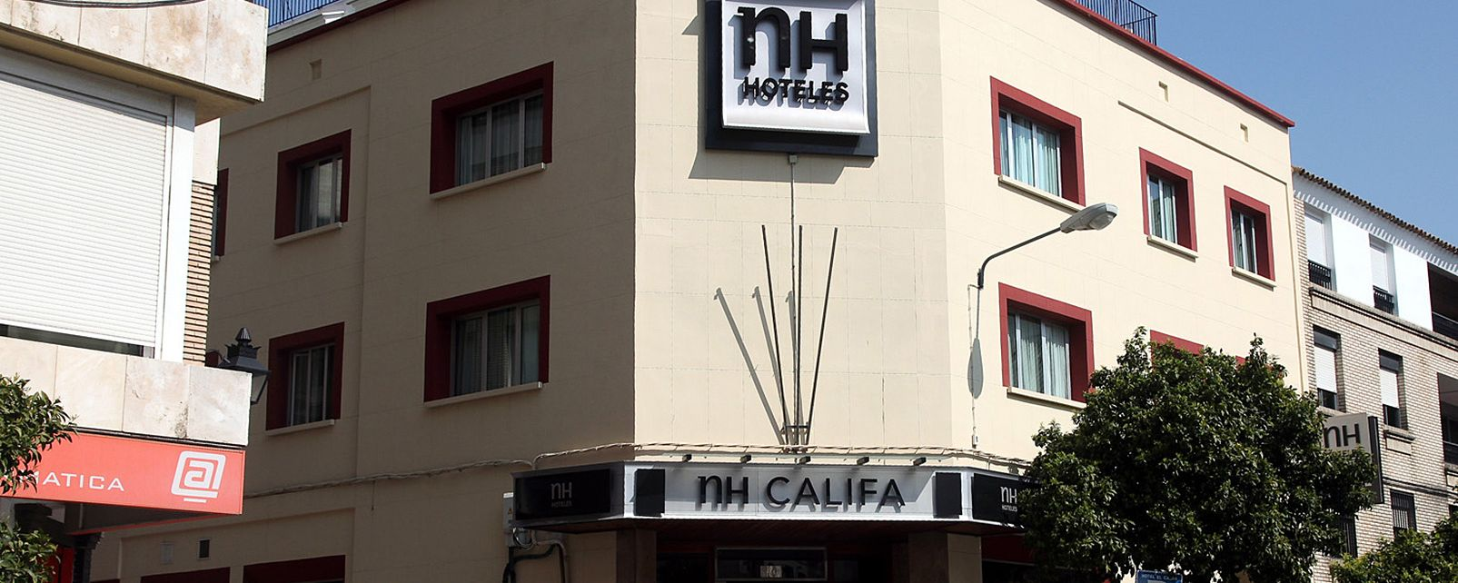 Hôtel NH Califa Córdoba