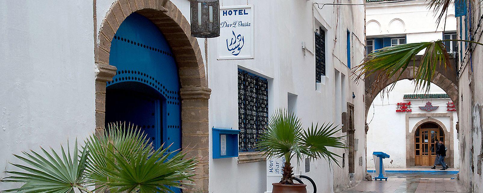 Hotel Riad Dar L'oussia