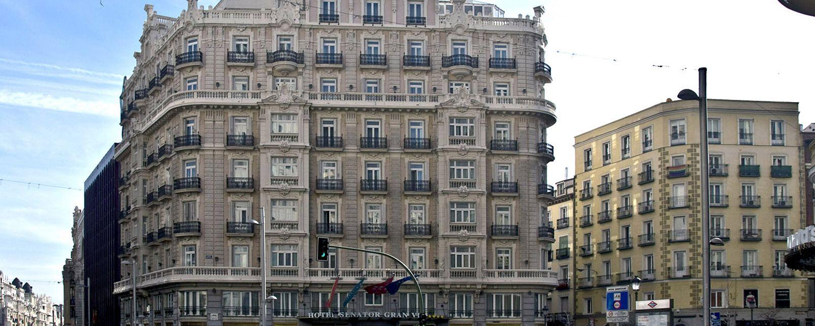 Hotel Senator Gran Vía 21