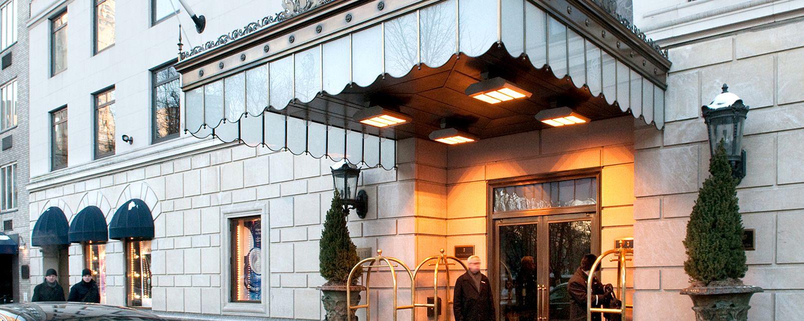 Hotel RItz-Carlton New York Central Park