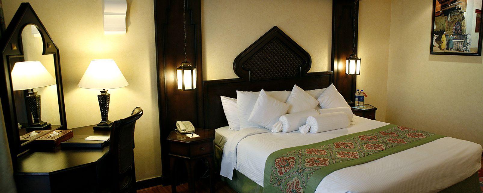 Hotel Arabian Courtyard
