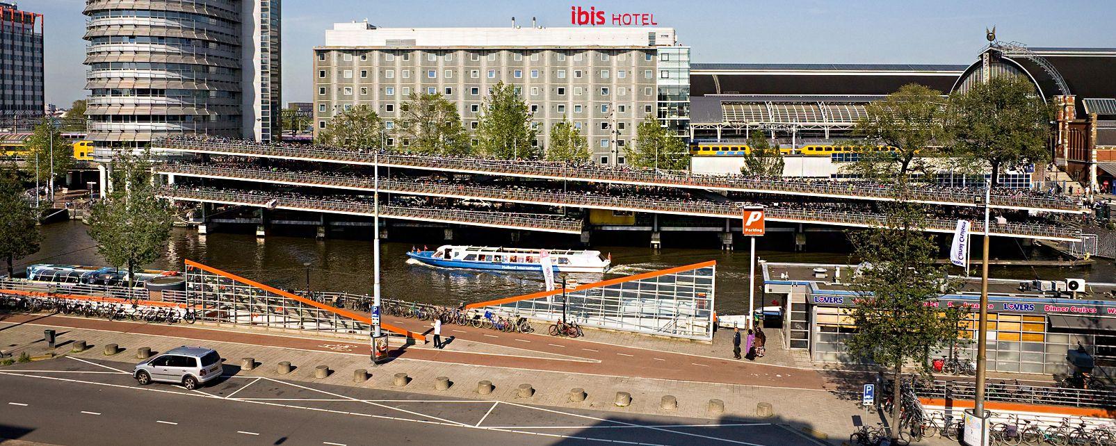 Hôtel Ibis Amsterdam Centre