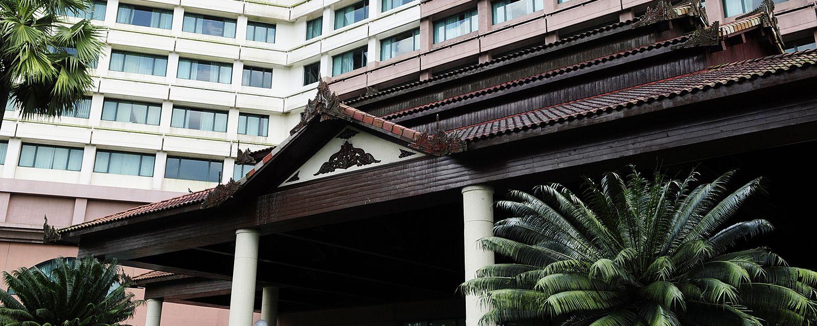 Hôtel Sedona Hotel Yangon