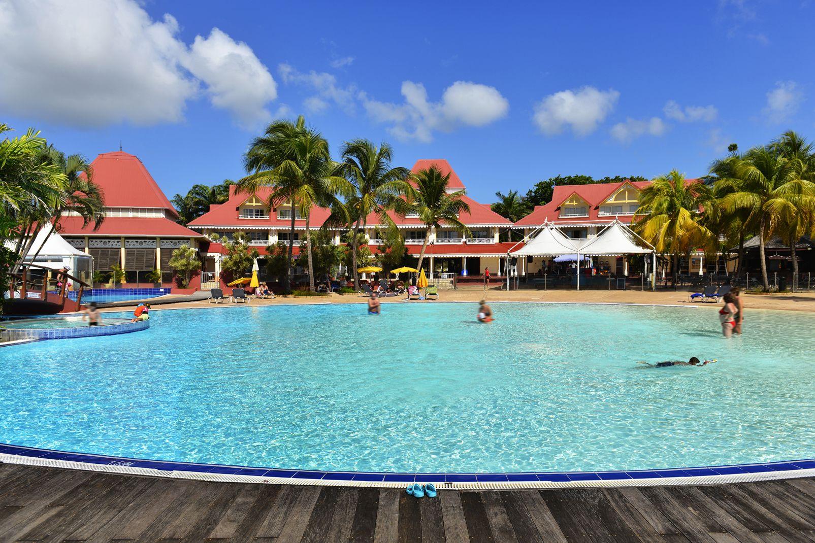 Combiné Village Club Pierre & Vacances Guadeloupe et Martinique  - 1