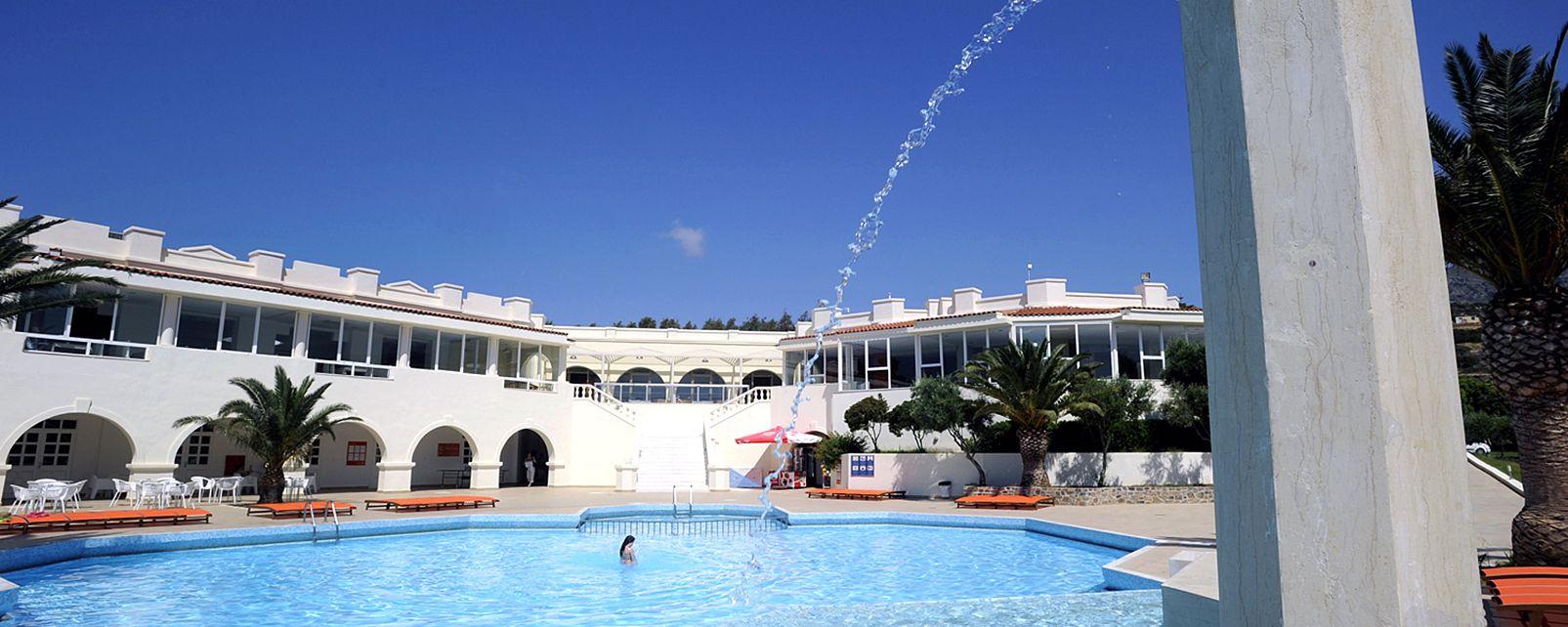 Hôtel Almyra Beach