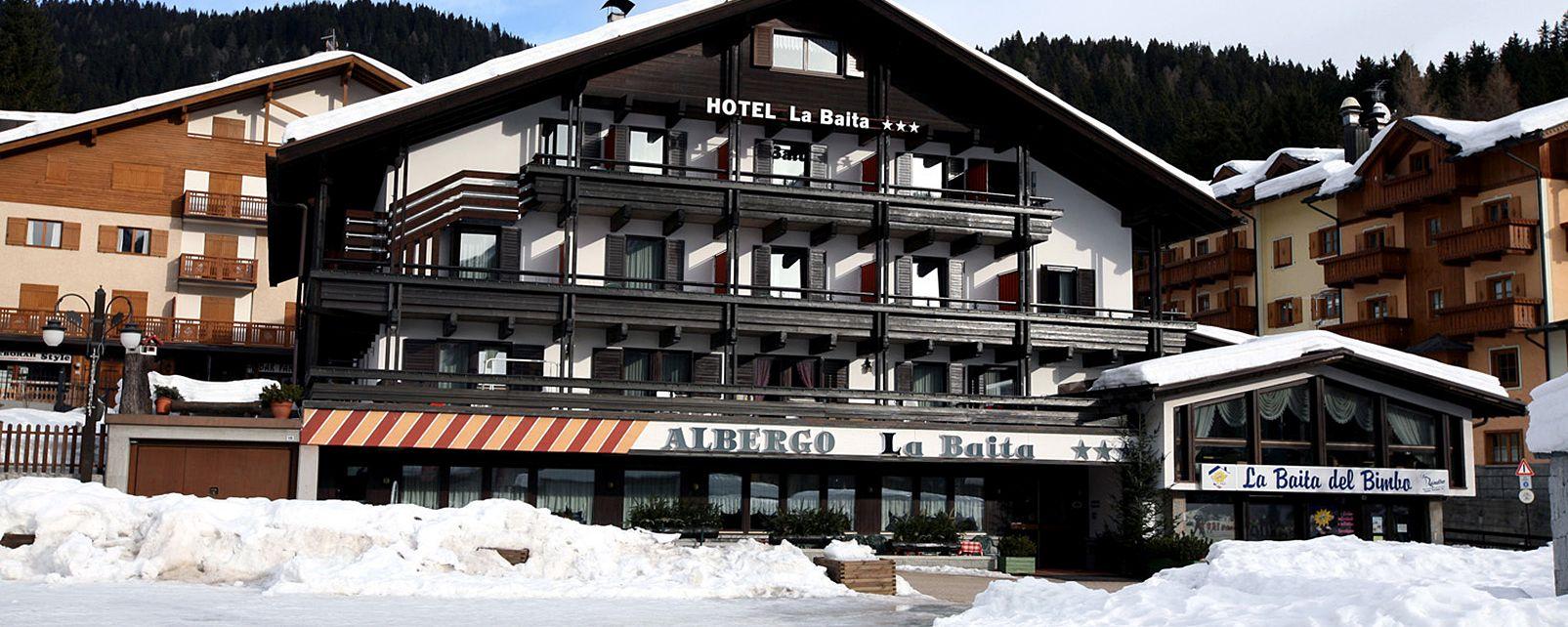 Hôtel La Baita