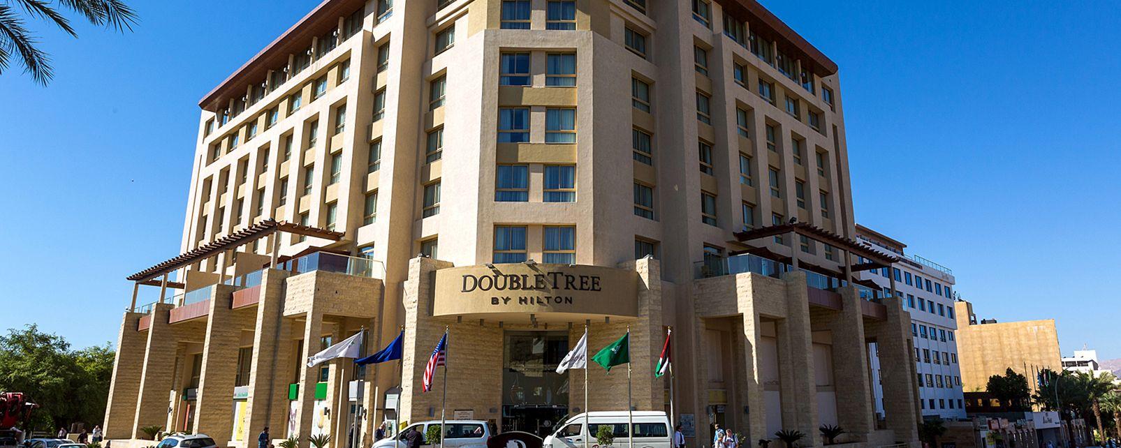 H tel doubletree by hilton aqaba aqaba jordanie for Hotels jordanie