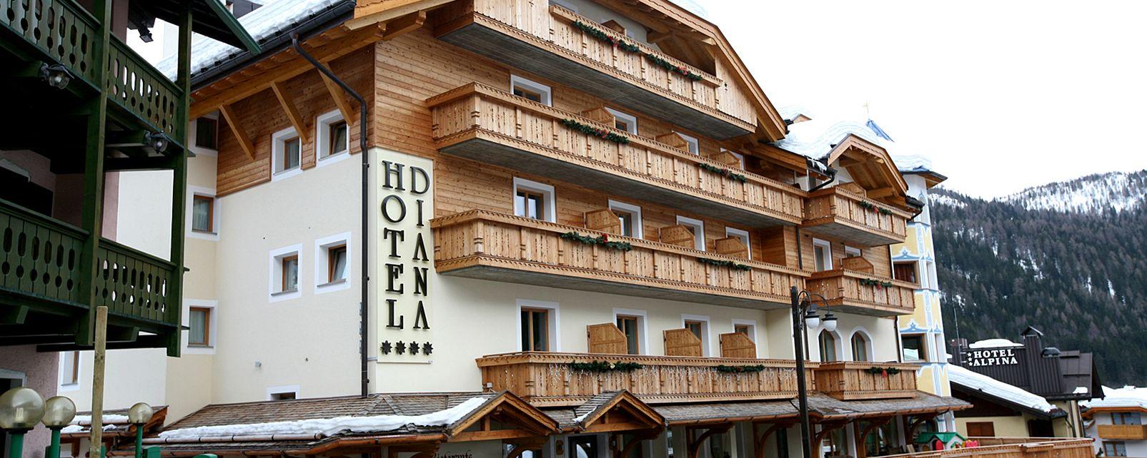 Hôtel Diana
