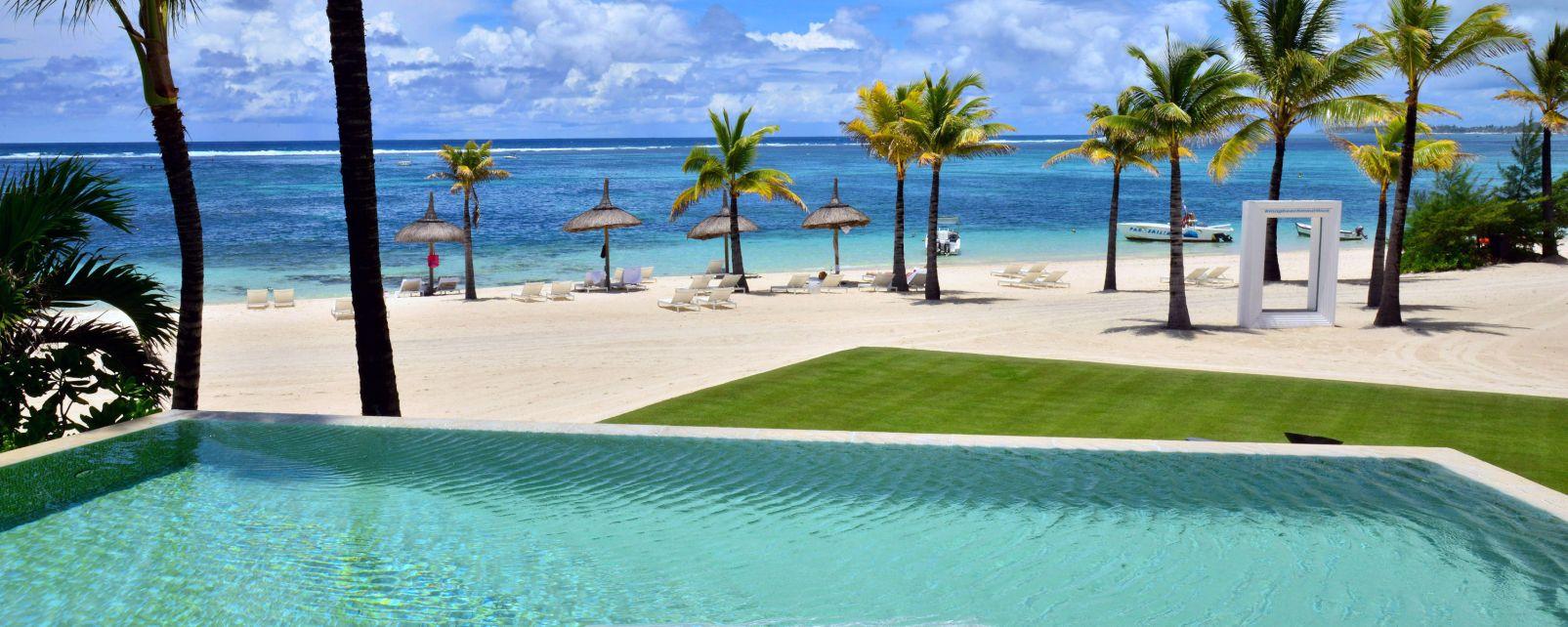 Hôtel Long Beach Mauritius