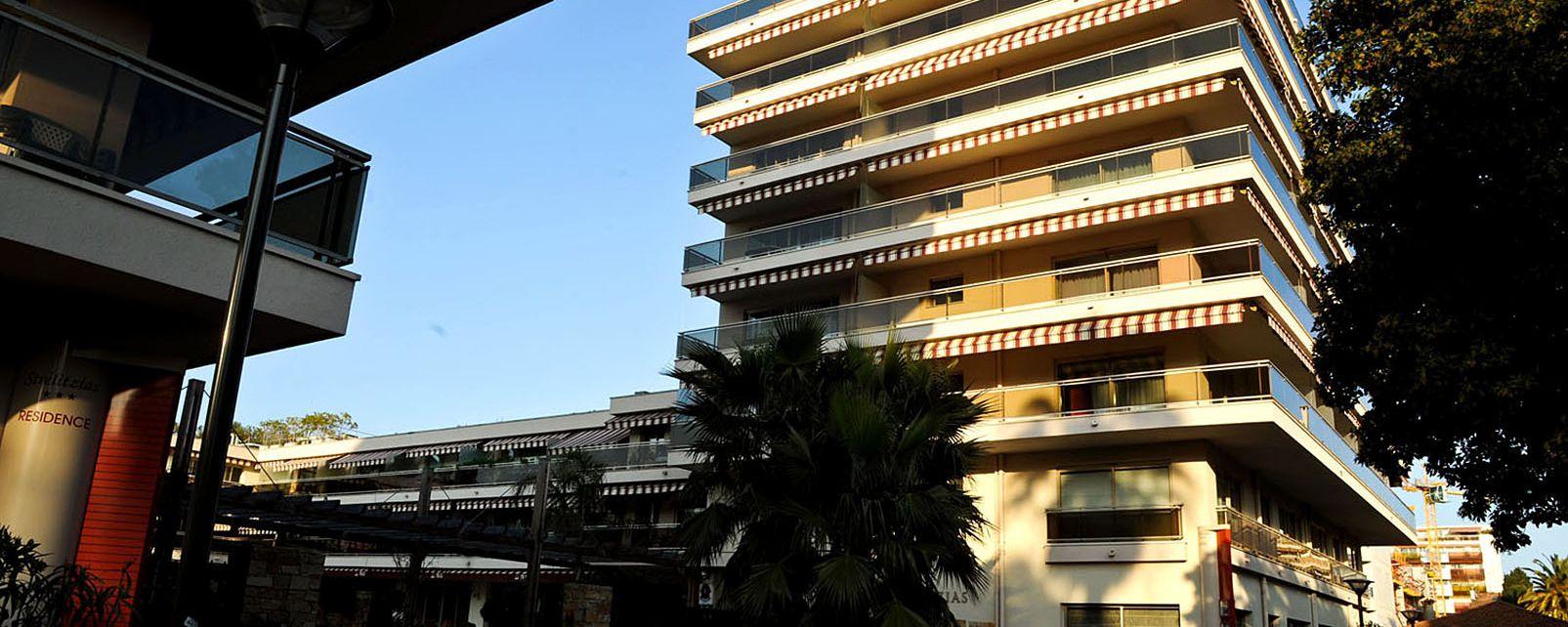 Hôtel Les Strelitzias