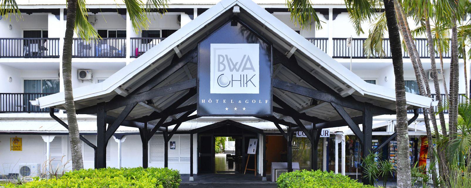 Hôtel Bwa Chik Hôtel Golf