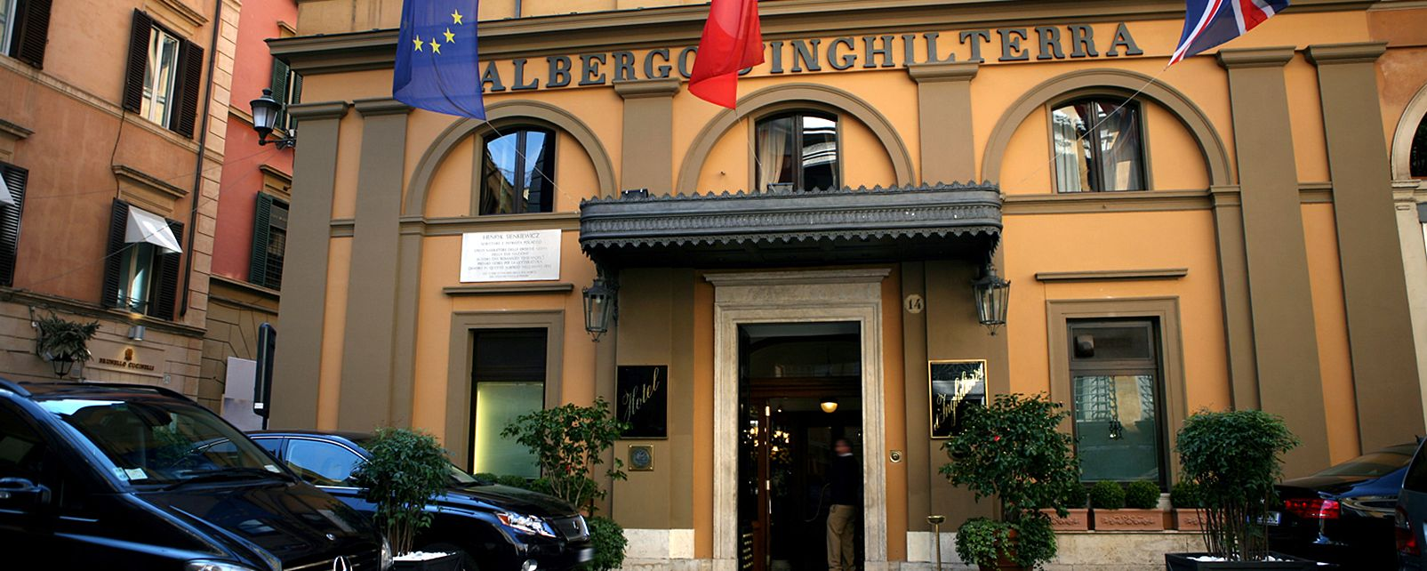 Hôtel d'Inghilterra