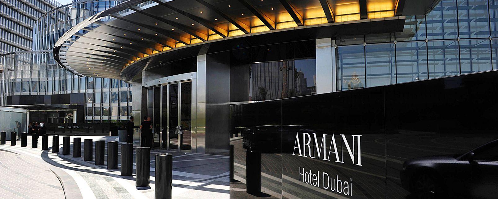 Hotel Armani Hotel Dubai