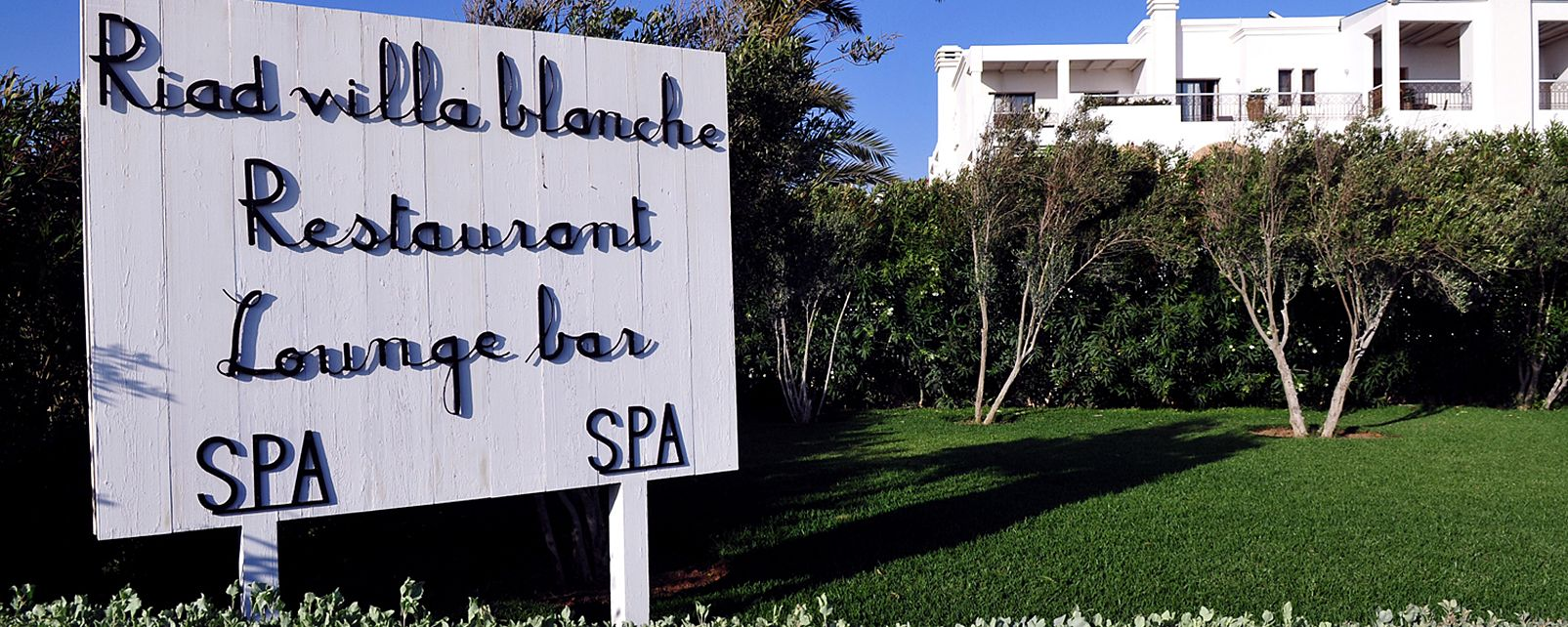 Hôtel Riad Villa Blanche