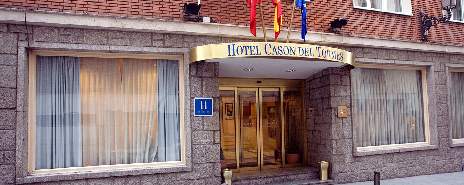 Hotel Casón del Tomes