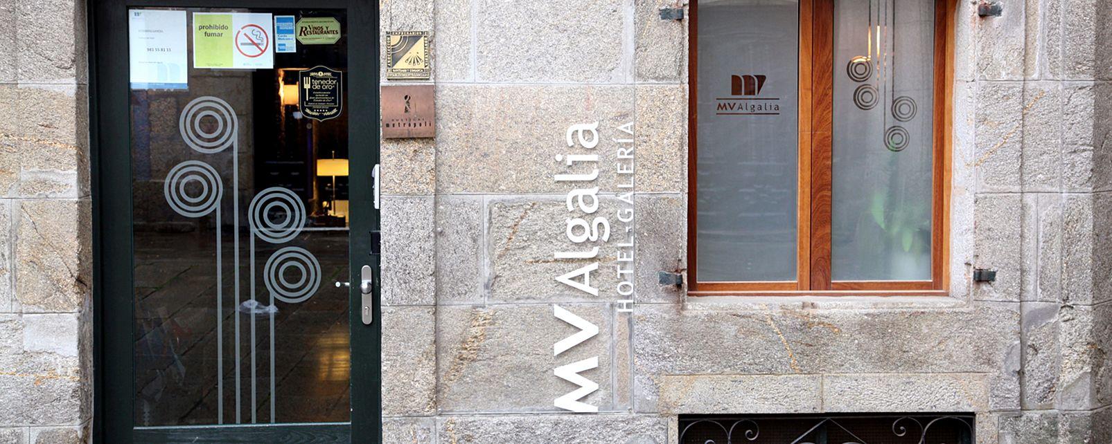 Hôtel MV Algalia