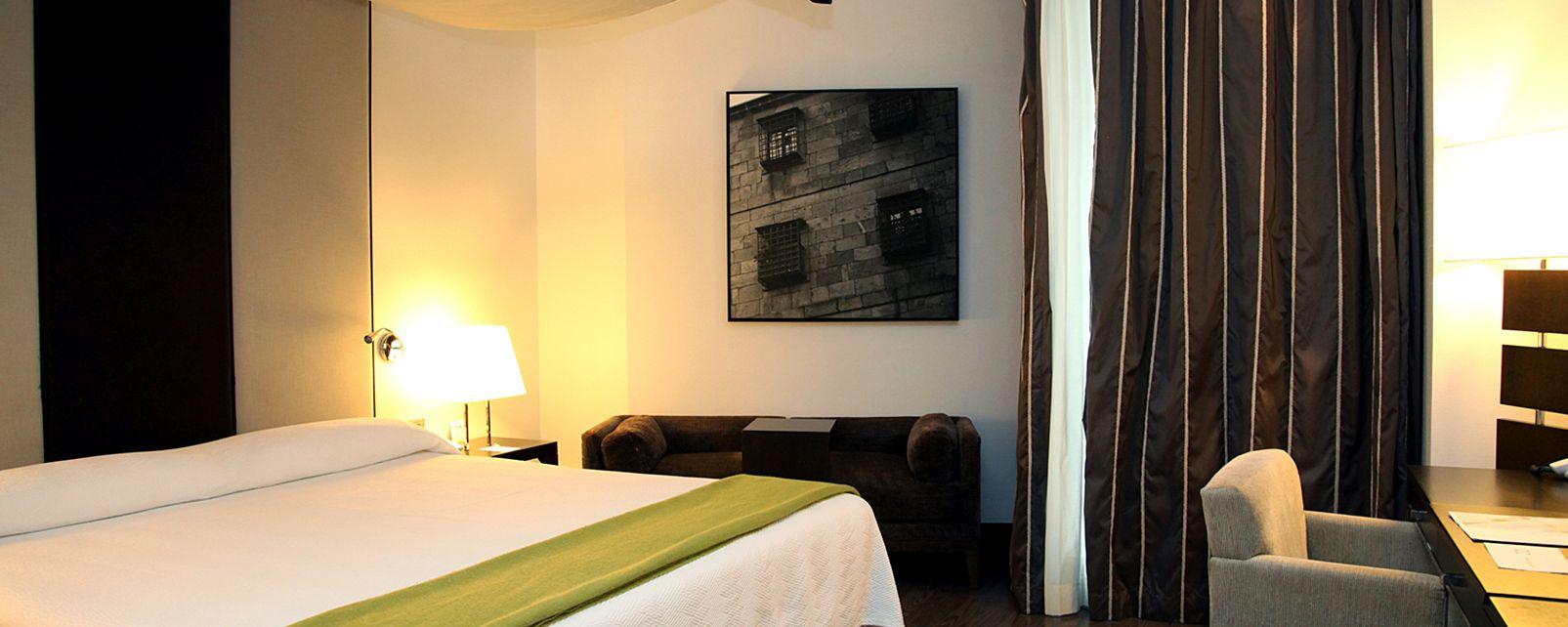 Hôtel NH Obradoiro