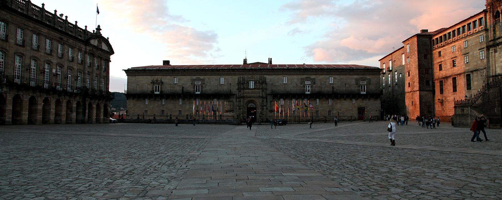 Hôtel Parador Hostal Dos Reis Católicos