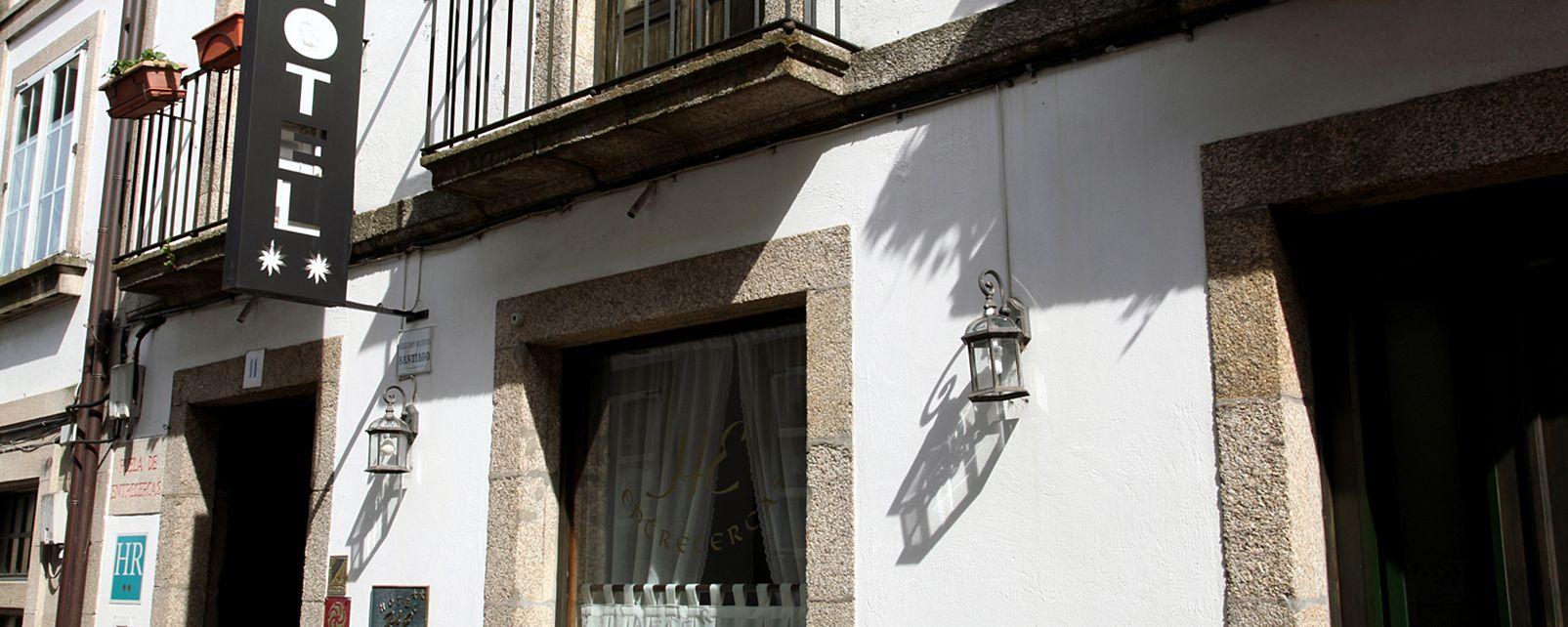 Hôtel Entrecercas