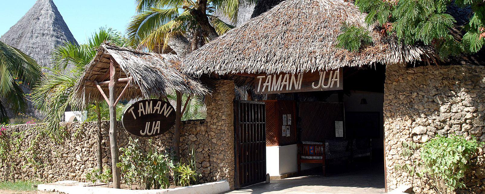 Hôtel Tamani Jua
