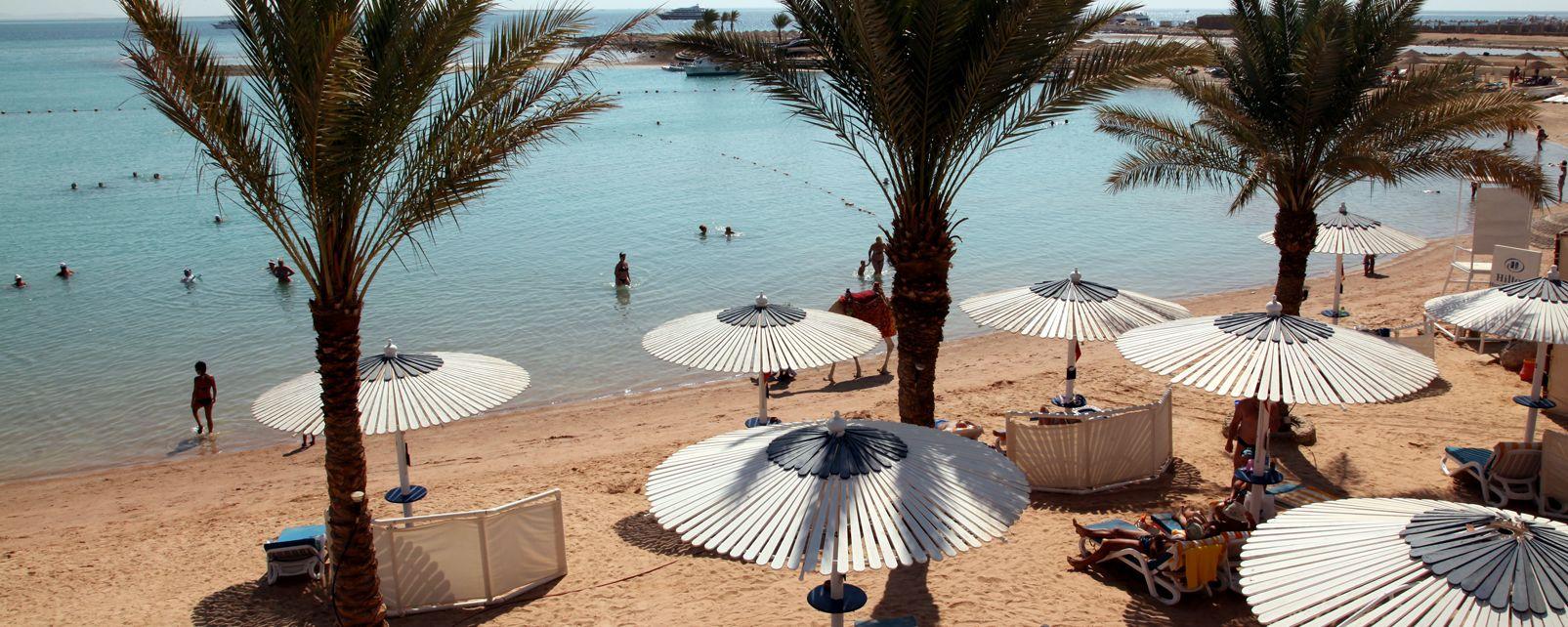 Hotel Hilton Resort Hurghada