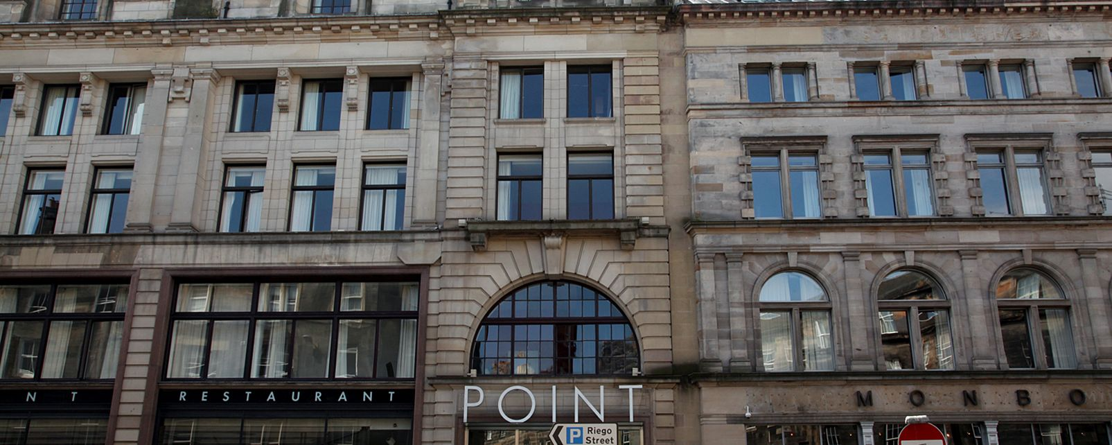 Hôtel The Point Hotel Edinburgh