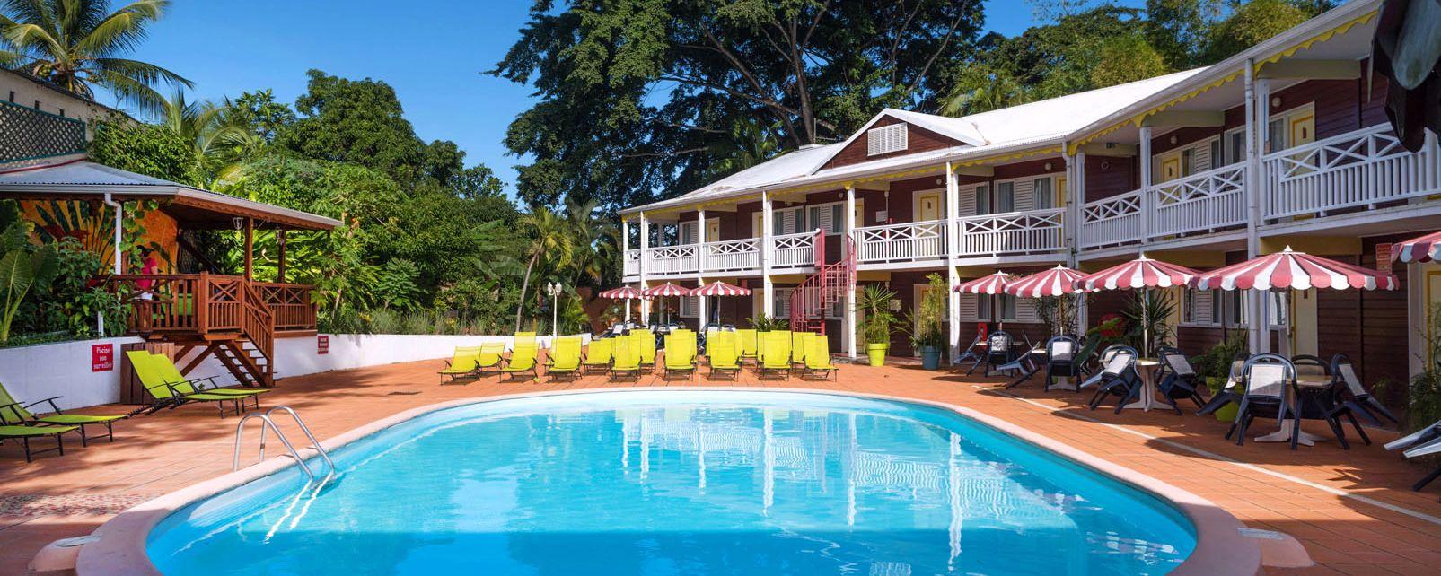 Hotel La Maison Créole