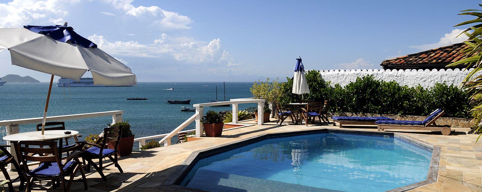 Hotel Pousada Byblos