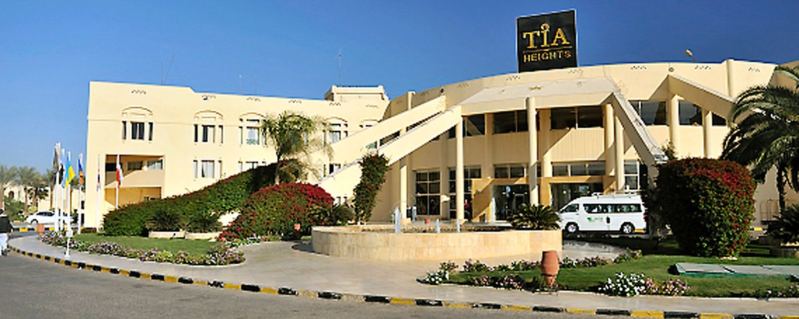 Hotel Tia Heights Makadi Bay