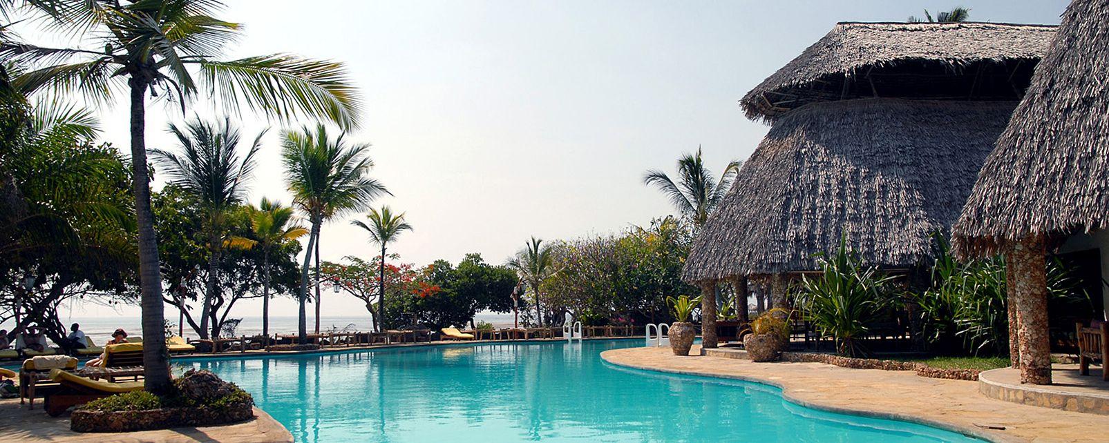 Hôtel Kivulini Beach Resort