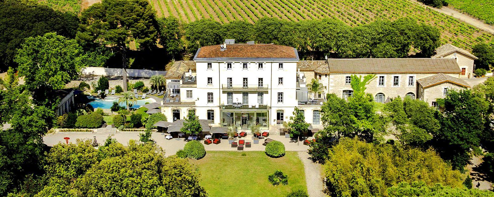Hôtel Domaine De Verchant Hôtel Spa