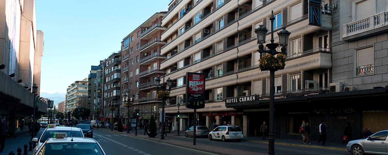 Hotel Corona De Granada Fotos