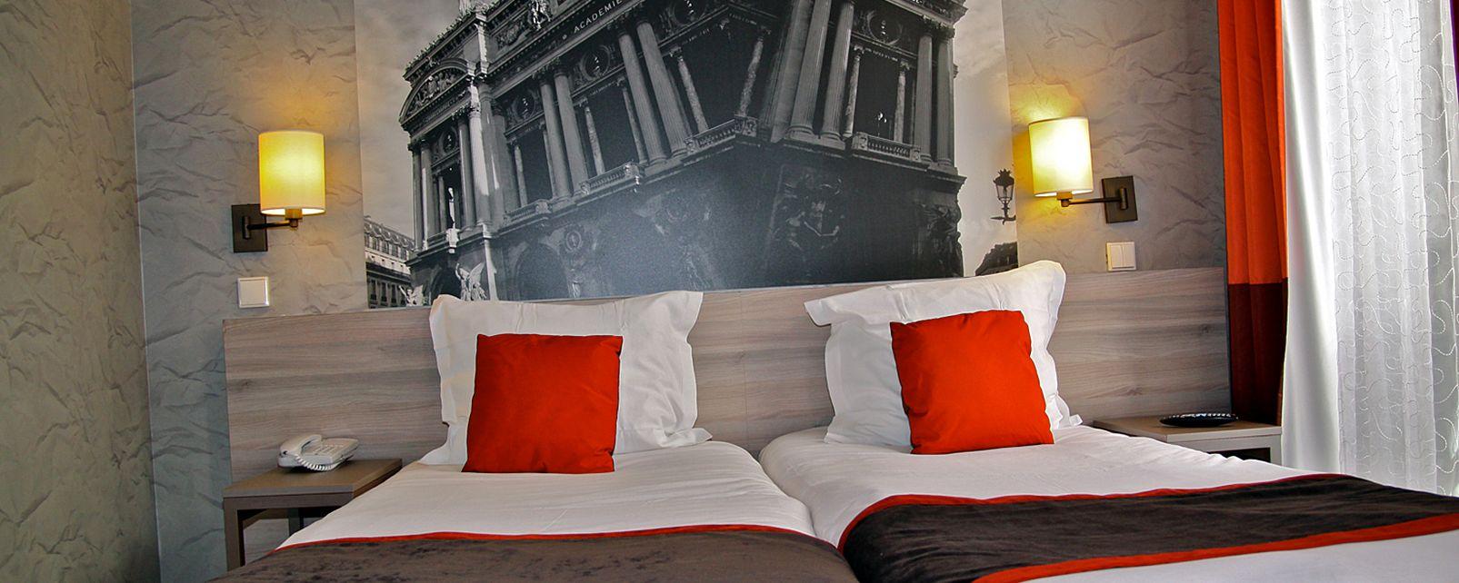Hotel Adagio City Aparthotel Opéra Paris Opera