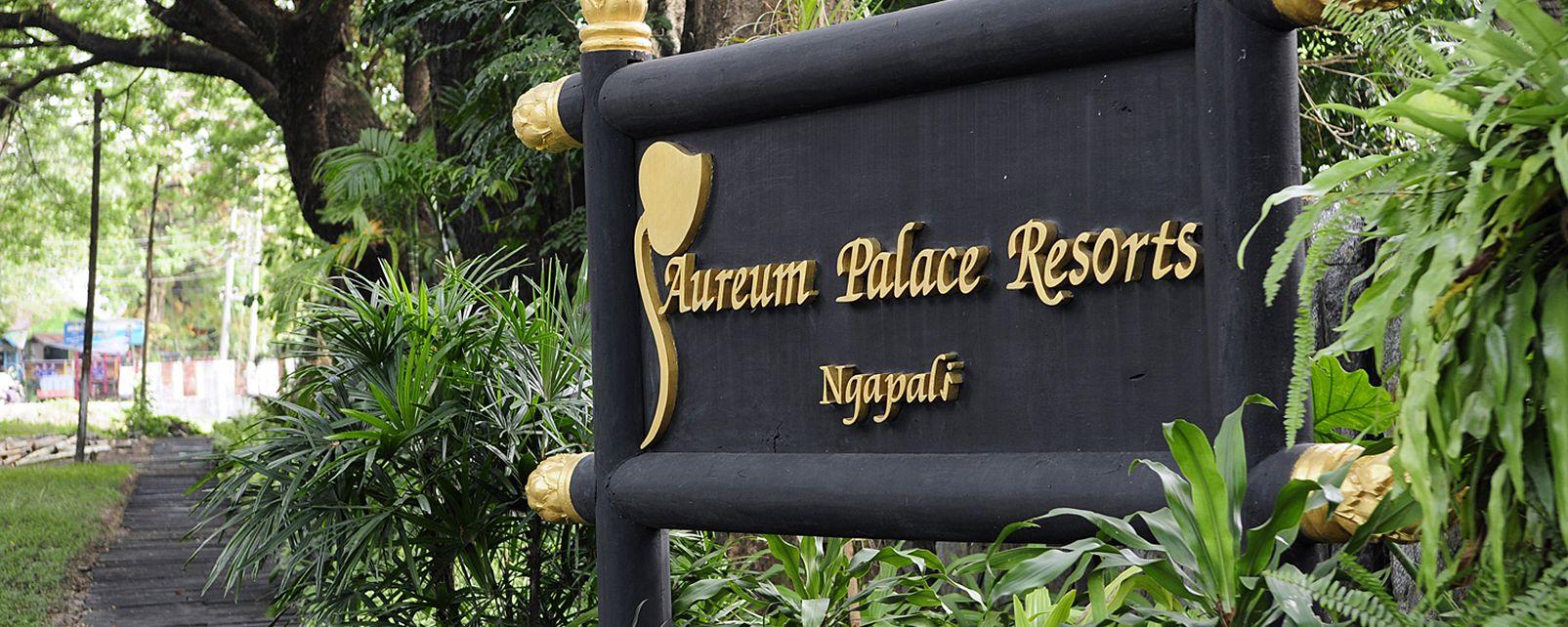 Hôtel Aureum Palace Resort & Spa Ngapali