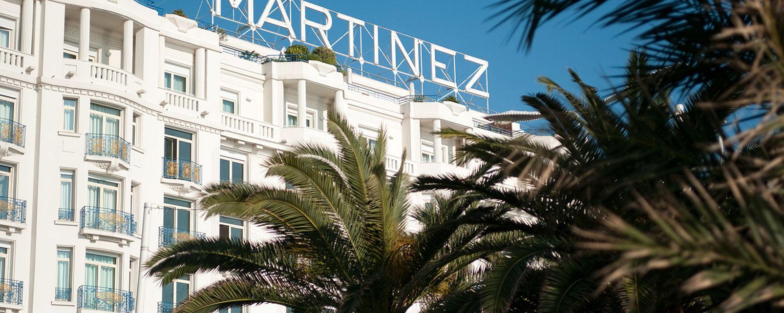 Hôtel Grand Hyatt Cannes Martinez
