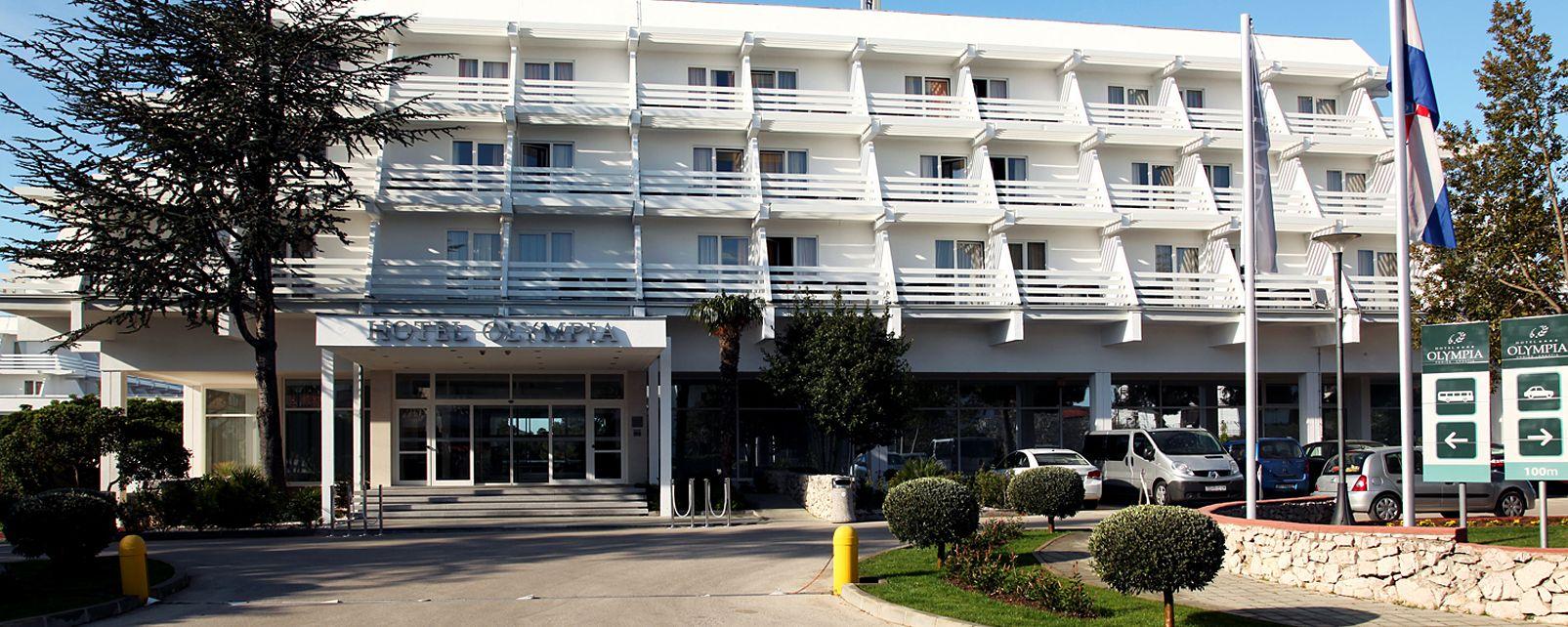 Hotel olympia vodice for Piscina hotel olympia
