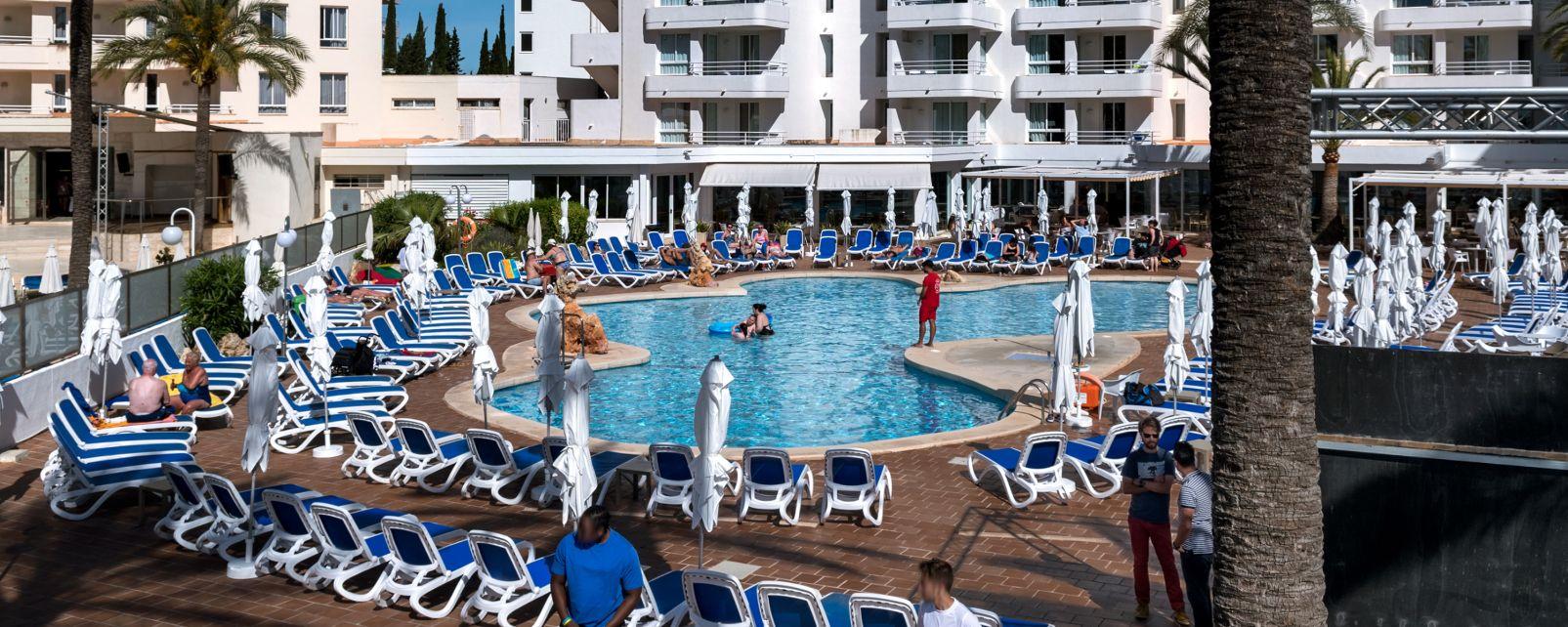 Hotel Club Olé Palia Sa Coma Playa, Sa Coma, Spanien