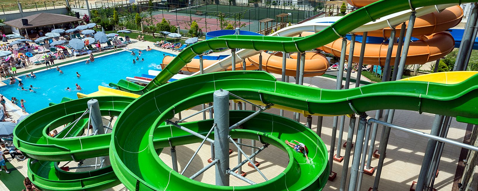 Splashworld Eftalia Aqua Resort