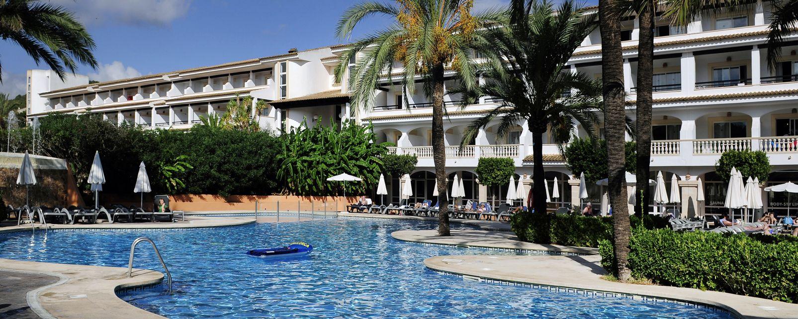 Naya Club Beach Club Font De Sa Cala
