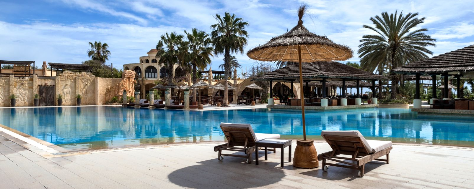 Hôtel Africa Jade Thalasso