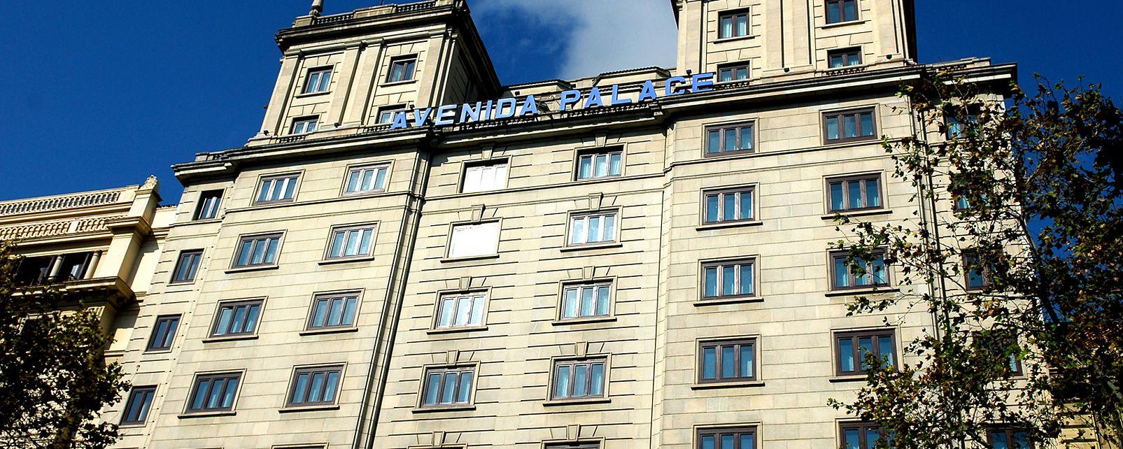 Hotel Husa Avenida Palace