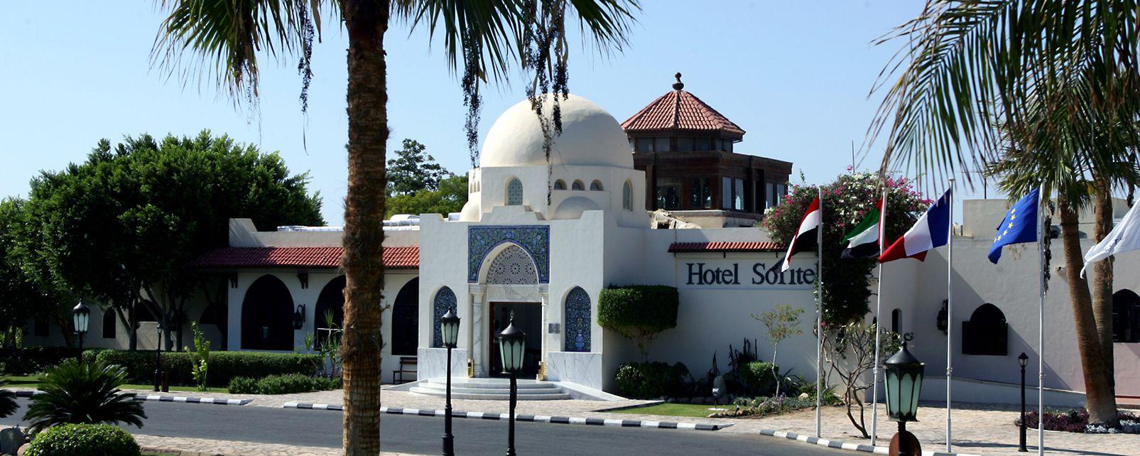 Hôtel Sofitel Sharm El Sheikh